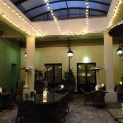 Photo taken at Hotel du Vin & Bistro by Mary C. on 10/23/2014