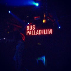 Photo taken at Bus Palladium by Valhery E. on 4/27/2013