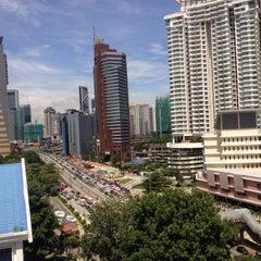 Photo taken at Hotel Putra KL by Siti N. on 6/13/2015