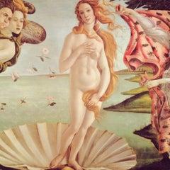 Photo taken at Galleria degli Uffizi by Alexey K. on 5/12/2013