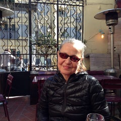 Photo taken at Le Saleya by Timo L. on 2/19/2015