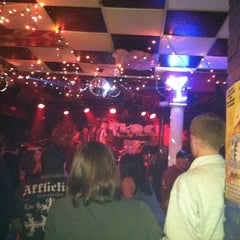 Photo taken at Lucky Dog Music Hall by Eric Extreme on 10/14/2011