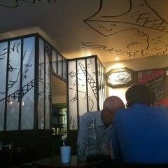 Photo taken at Moutarde by Nitzan R. on 5/5/2012