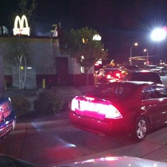 Photo taken at McDonald's by Mac F. on 4/23/2012