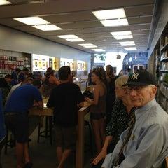 Photo taken at Apple Store, King Street by Jason Z. on 7/24/2013