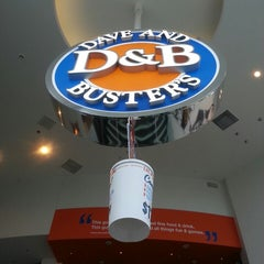 Photo taken at Dave & Buster's by Jose J. on 4/20/2013
