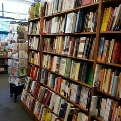 Photo taken at Harvard Book Store by Serondie Z. on 6/5/2013
