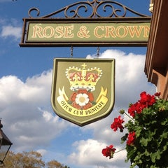 Photo taken at The Rose & Crown Pub & Dining Room by Matt W. on 2/16/2013