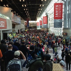 Photo taken at New York Comic Con 2012 by girma on 10/15/2012