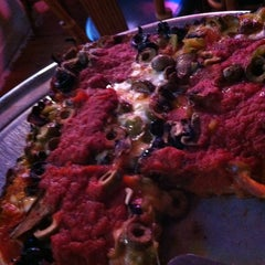 Photo taken at Barry's Pizza & Italian Diner by Aby A. on 7/8/2013