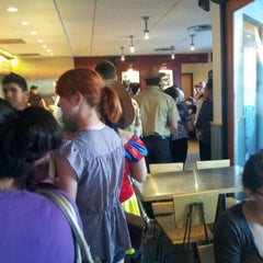 Photo taken at Chipotle Mexican Grill by Andrew G. on 10/31/2012