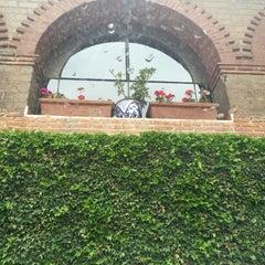 Photo taken at San Pedro Atocpan by Haydee P. on 8/9/2015