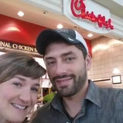 Photo taken at Chick-fil-A by Nick F. on 10/18/2014