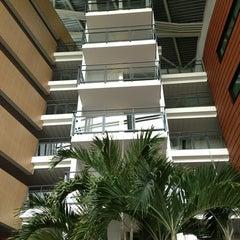 Photo taken at Van der Valk Hotel Rotterdam-Blijdorp by Patrick R. on 4/5/2013
