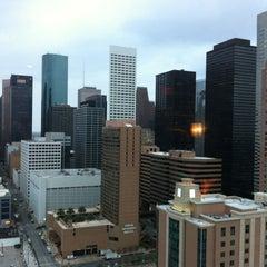 Photo taken at Hilton Americas-Houston by Niraj B. on 3/21/2013