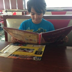 Photo taken at Four Star Diner by Karina A. on 7/16/2013