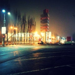 Photo taken at ТРЦ «Московский проспект» by Константин Б. on 4/2/2013
