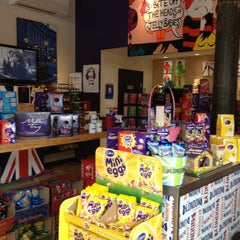 Photo taken at The London Candy Co. by Jo L. on 3/29/2013