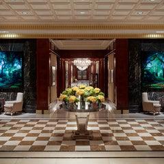 Photo taken at JW Marriott Essex House New York by JW Marriott Essex House New York on 2/19/2014