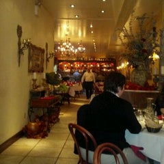 Photo taken at Sofia's of Little Italy by MaryEllen R. on 10/12/2011