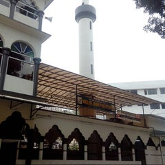 Photo taken at Masjid Jamik Pakistan by Farid A. on 4/13/2013