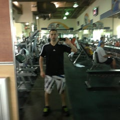 Photo taken at 24 Hour Fitness by Alexander K. on 4/16/2013
