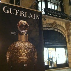 Photo taken at Guerlain by Renaud F. on 2/22/2013