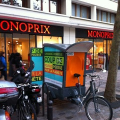 Photo taken at Monoprix by Renaud F. on 11/2/2013