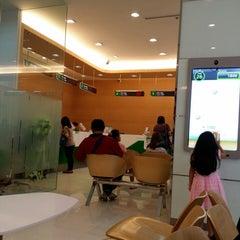 Photo taken at ธนาคารกสิกรไทย (KASIKORNBANK) by Bobo j. on 2/4/2015