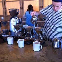 Photo taken at Coava Coffee Brew Bar by Bfortch F. on 9/29/2012