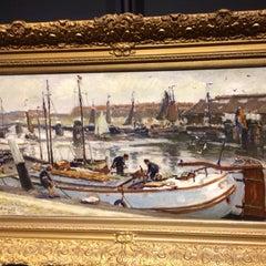 Photo taken at Het Scheepvaartmuseum by Veta G. on 12/9/2014