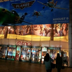 Photo taken at AMC Century City 15 by Reuof on 7/27/2013