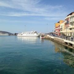 Photo taken at Port Of Crete by Maksim A. on 5/5/2013