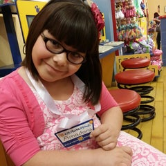 Photo taken at Build-A-Bear Workshop by Chris S. on 3/8/2014