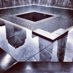 Photo taken at One World Trade Center by Laura G. on 9/10/2013
