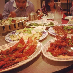 Photo taken at China Garden by Jennie T. on 10/6/2012