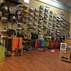 Photo taken at Jacksonville Running Company by Marcia B. on 1/28/2013
