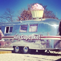 Photo taken at Hey Cupcake! by Bridget G. on 3/16/2013