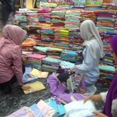Photo taken at Bazaar Buluh Kubu by Haliza B. on 1/31/2015