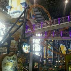 Photo taken at Berjaya Times Square Theme Park by Michael S. on 11/10/2012