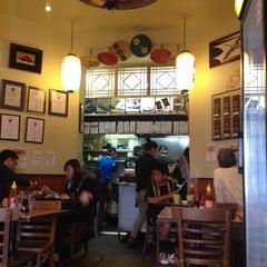 Photo taken at Sushi on Stanley by Bryan suk C. on 5/3/2014