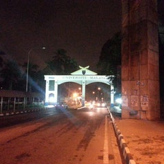 Photo taken at Universiti Malaya (University of Malaya) by Khairul A. on 2/19/2013