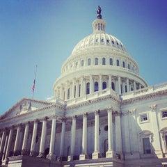 Photo taken at U.S. Capitol - Senate by Michael C. on 4/20/2013