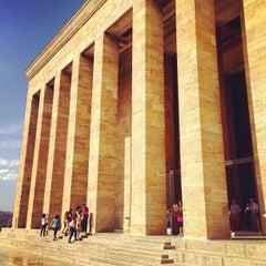 Photo taken at Ankara by Bruno B. on 6/20/2013