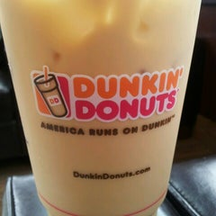 Photo taken at Dunkin' Donuts by John F. on 6/13/2013