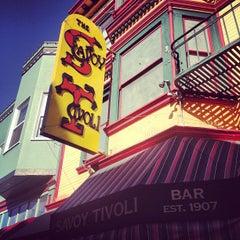 Photo taken at Savoy Tivoli by Greg B. on 9/29/2012