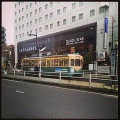 Photo taken at Toyama Station by Juner C. on 7/4/2013
