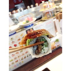 Photo taken at Sushi Roll by Kenneth Meow on 10/8/2014