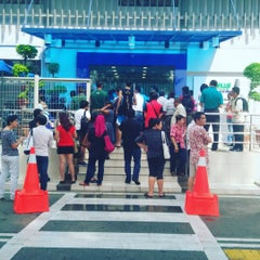 Photo taken at Penang Bridge Touch 'n Go Sales Centre by allice t. on 9/8/2015