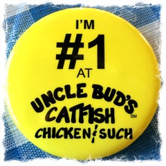 Photo taken at Uncle Bud's Catfish Shack by Paul L. on 3/13/2014